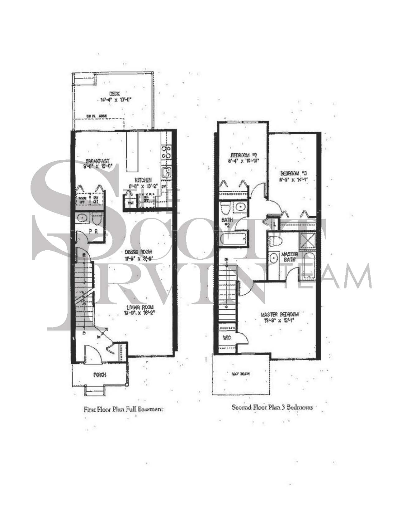Pembrook Floor Plan W