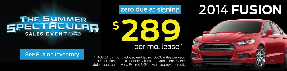 stivers ford lincoln of waukee now has 2014 ford fusion for $289 per month and zero due at signing! brand new 2014 ford fusions in des moines iowa
