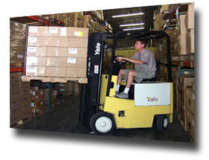 Warehousing and Mail Order Fulfillment at Roltime