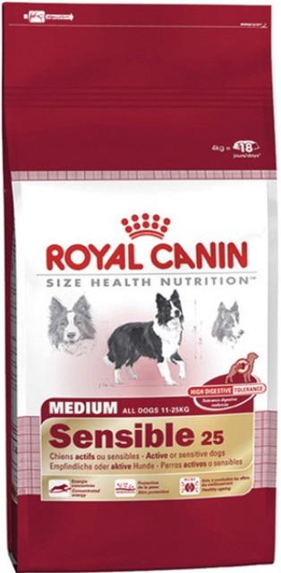 royal canin medium sensible 4kg. Black Bedroom Furniture Sets. Home Design Ideas